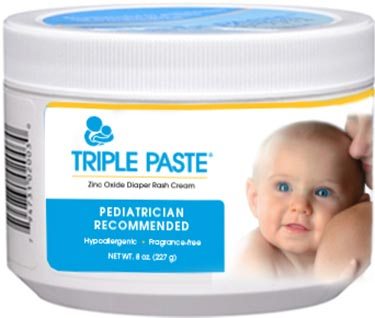 Triple Paste tub