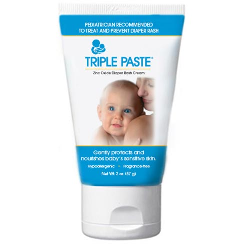Triple Paste tube